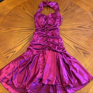 Ruby Rox Medium Homecoming Dress Fuchsia